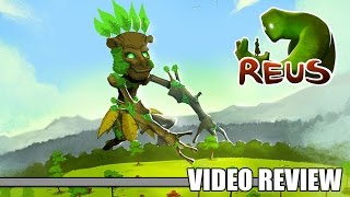 Review: Reus (PlayStation 4, Xbox One & Steam) - Defunct Games