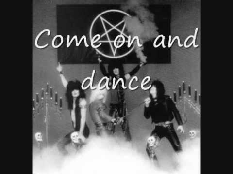 Mötley Crüe- Come on and Dance (with lyrics)