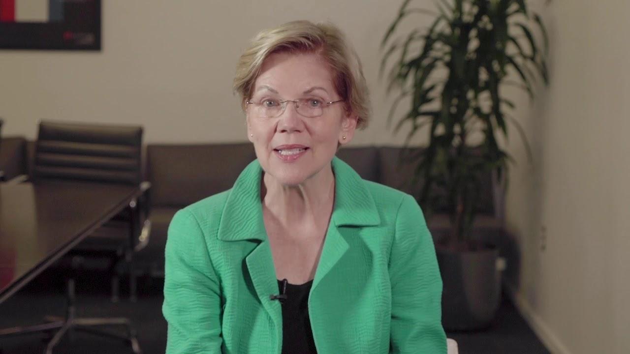 Elizabeth Warren Endorses Delegate Hala Ayala for Virginia House of Delegates