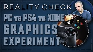 Can You Tell The Difference Between PS4, XONE and PC? - Reality Check