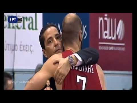 Vassilis Spanoulis Becomes Greek League's All-Time Points King