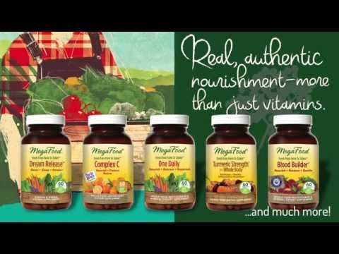 MegaFood—Whole Food Supplements