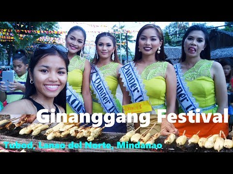 The Famous Ginanggang Festival in Mindanao Philippines
