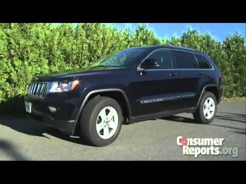2011 2013 Jeep Grand Cherokee Review (updated) | Consumer Reports   YouTube
