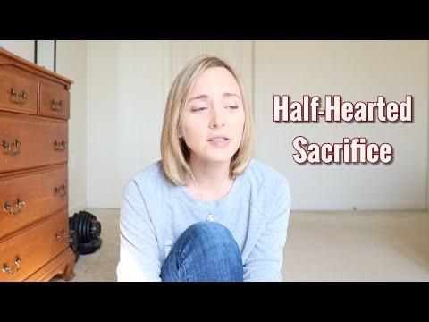 Preparing for LENT: How to Make a Proper Sacrifice