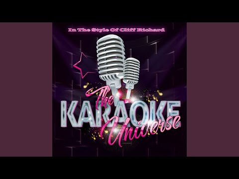 Thinking Of Our Love (Karaoke Version) (in The Style Of Cliff Richard)