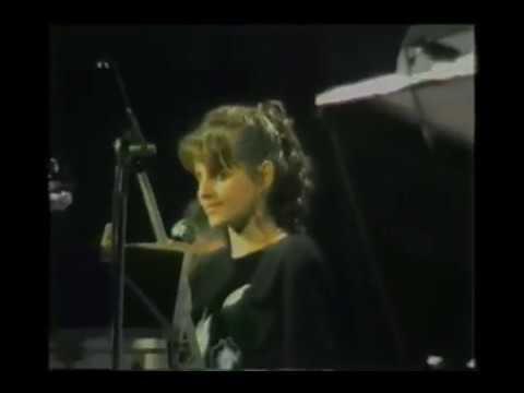 Ukázka ze soutěže 'Mladá píseň' 1990 | Olivie Žižková