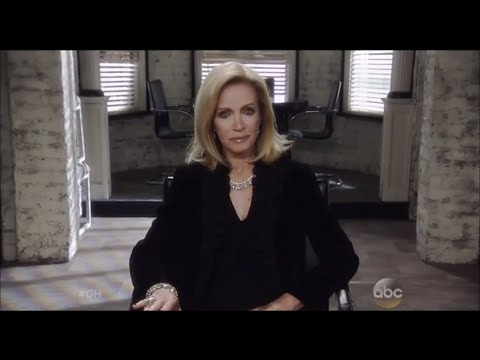 General Hospital   Donna Mills Is Coming To Town Promo   3 10 14