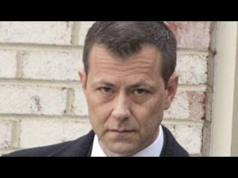 FBI Agent Peter Strzok Escorted From FBI Building