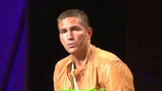 Actor Jim Caviezel Talks About Playing Christ in 'The Passion' and gives us a Warning