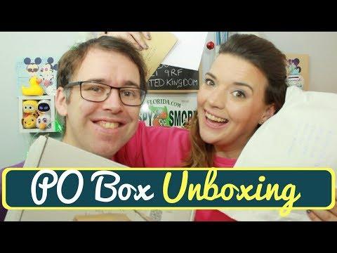 PO BOX Unboxing #3 | KrispySmore | November 2017