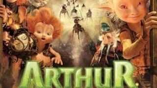 Первые враги и первые приключения. Артур и минипуты. Часть 2