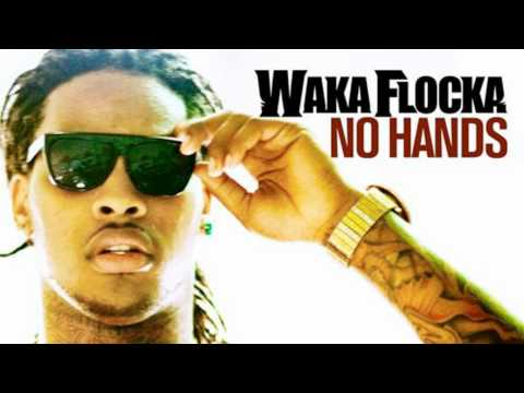 No Hands - Waka Flocka Flame (Bass Boosted And Slowed)