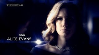 THE VAMPIRE DIARIES - DANGEROUS LIAISONS (3x14) OPENING CREDITS