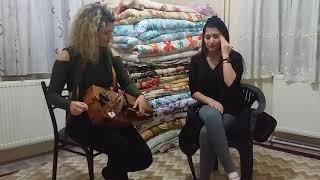 Ay le gule. 2018 Fransız kızlar Ümmü Gülsüm Hasar. Yeni.