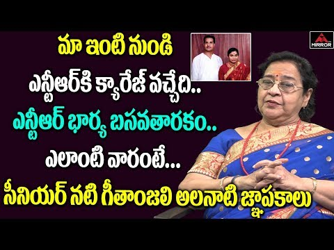 tollywood-senior-actress-geetanjali-explains-her-film-industry-entry-and-struggles-|-mirror-tv