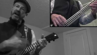 "UkeFoote ""Misty Mountain Urge"" by Led Zeppelin and Devo"