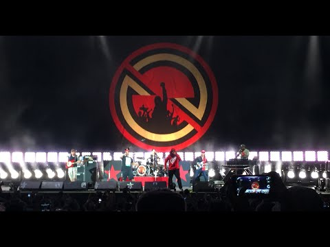 Watch Dave Grohl Join Prophets of Rage for Frenetic MC5 Cover