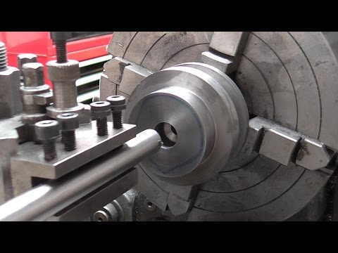 Machining Cylinder Heads Part 1