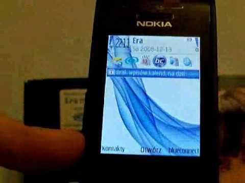 Nokia 6650 review (pokaz funkcji)