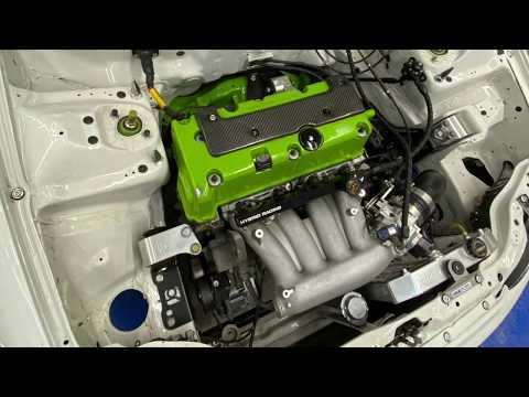 K24 Hatch All motor CMR tuned E85