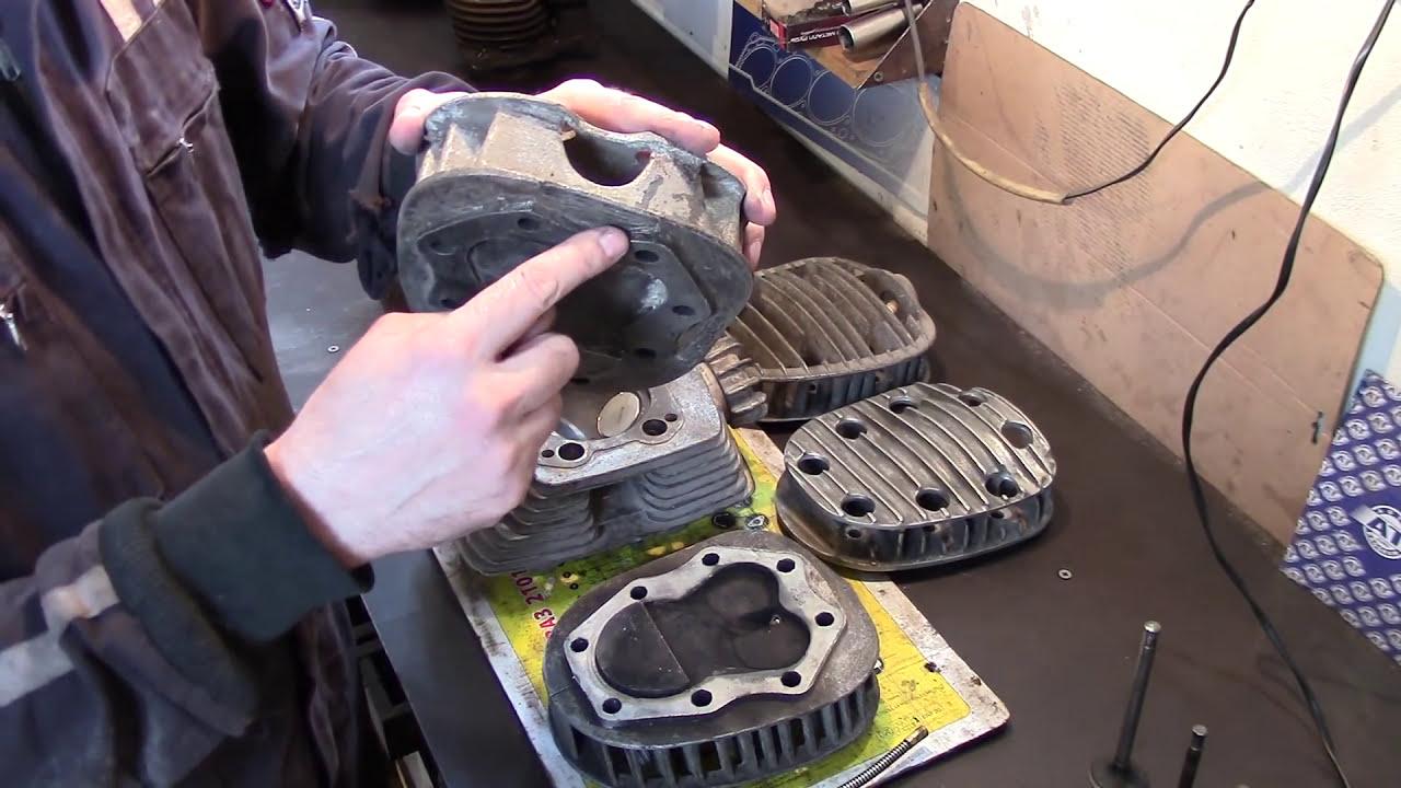 ремонт двигателя мотоцикла м72