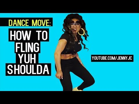 DANCE TUTORIAL- How to Fling Your Shoulder (Dancehall move) *POPULAR REQUEST