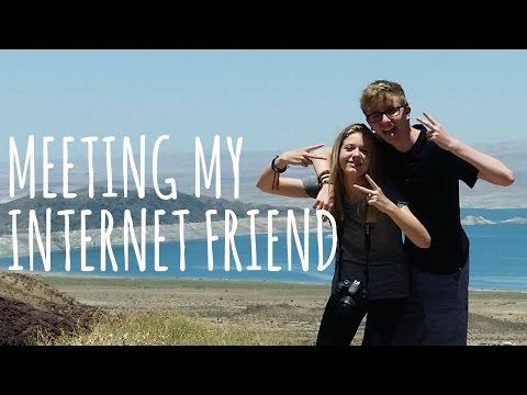 Meeting My Internet Friend