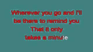 TWO STEPS BEHIND 715271 [karaoke]