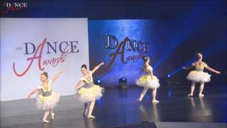 Ballet (Mini & Junior) - Studio of The Year Competition at The Dance Awards 2016 Orlando