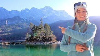 Top 7 Ausflugsziele in den Bayerischen Alpen in Deutschland