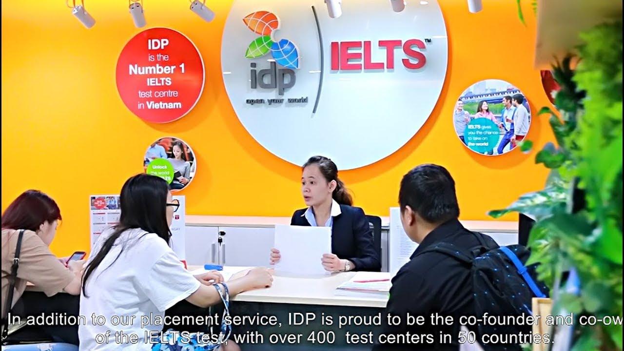 Quay phim giới thiệu doanh nghiệp Công ty giáo dục IDP Education - PDN059