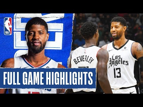 WIZARDS at CLIPPERS | FULL GAME HIGHLIGHTS | December 1, 2019