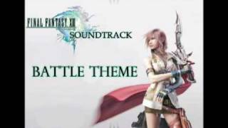 Final Fantasy XIII Official Sountrack - Battle Theme (String Melody)