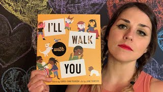 I'll Walk With You by Carol Lynn Pearson and Jane Sanders - read by Lolly Hopwood