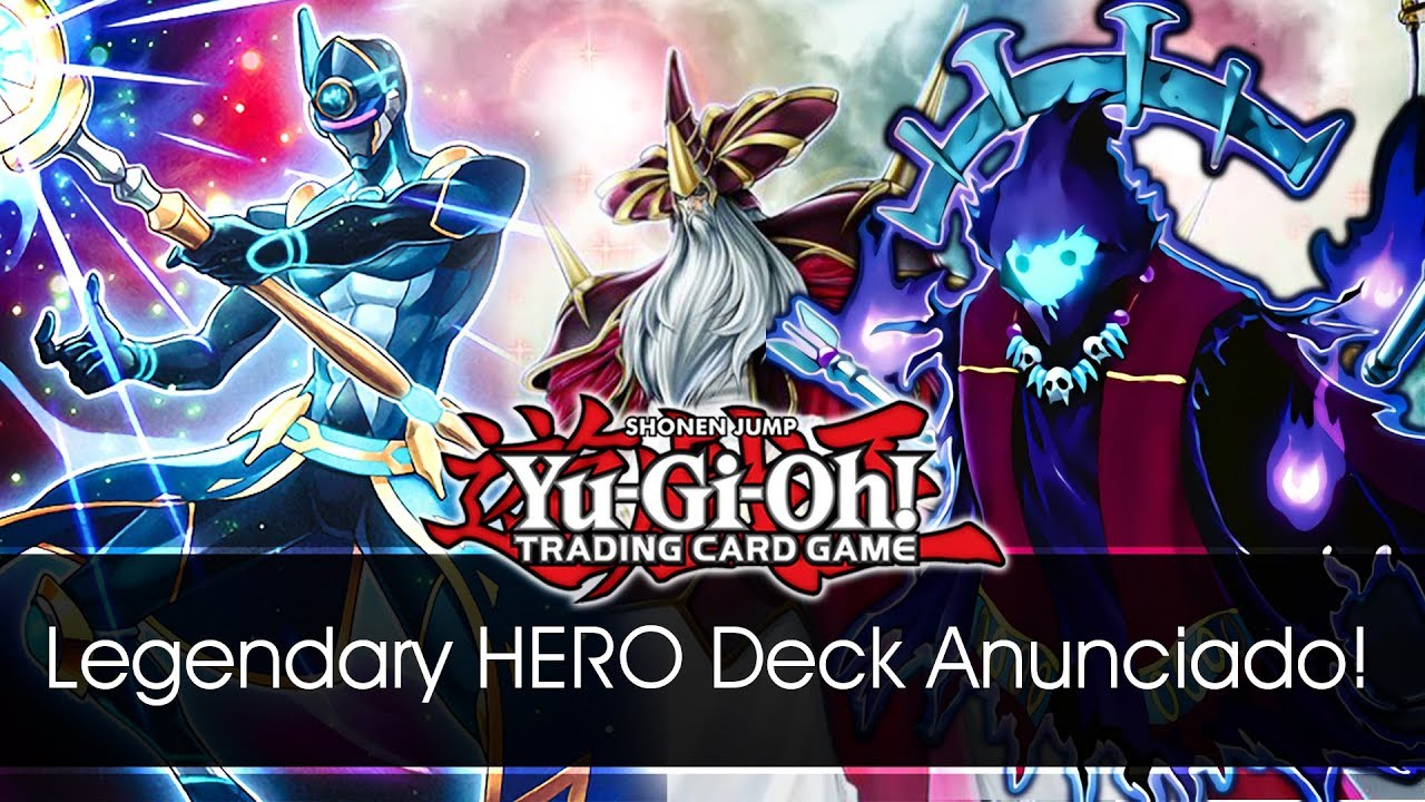 Legendary Hero Decks Nordics Phantom Knights Destiny Yu-Gi-Oh