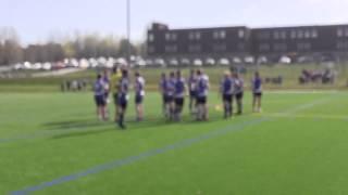 kvhs varsity rugby vs hampton high 2013 may 10th part 3