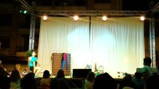CENTRO ADHARA - NEW STYLE INFANTIL / FIESTAS LA ELIANA 2014