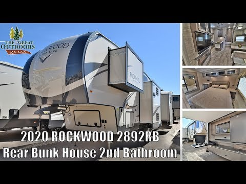 new-2020-forest-river-rockwood-2892rb-bunkhouse-outside-kitchen-fifth-wheel-rv-camper