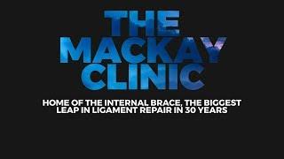 The InternalBrace revolutionises ligament repair