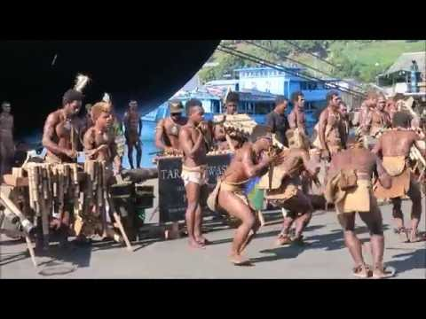 Cruise to Papua New Guinea (PNG) & Solomon Islands
