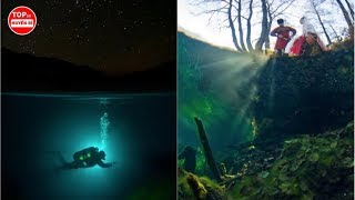 5 Hồ Nước Bí Ẩn Và Nguy Hiểm Nhất Thế Giới | Top 10 Huyền Bí
