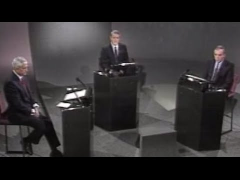 1988 Canadian Federal Election Debate