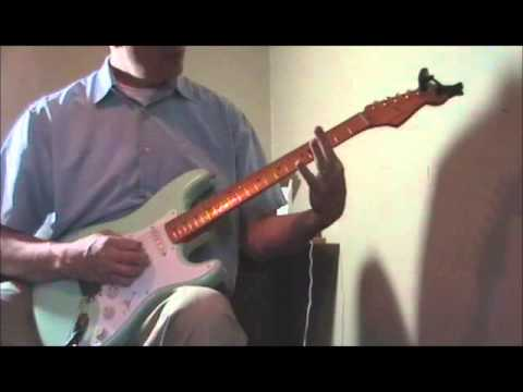 Classic Blues Guitar Licks #5 Pee Wee Crayton