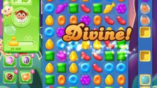 Candy Crush Jelly Saga Level 561 - NO BOOSTERS