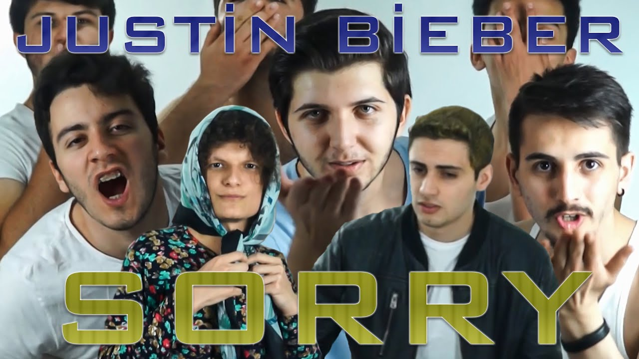 Justin Bieber - 'Sorry' PARODİ ft. Enes Batur & Baturay