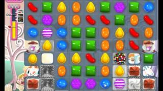 Candy Crush Saga Level 350 Basic strategy No Boosters