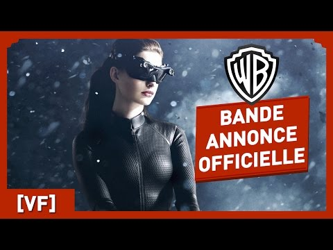 Batman : The Dark Knight Rises - Bande Annonce Officielle (VF) - Christian Bale / Christopher Nolan