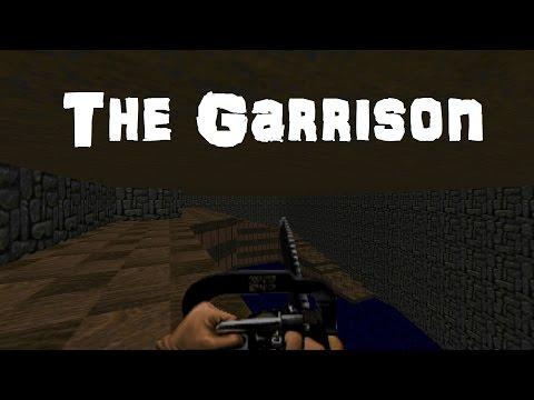 Master Levels for Doom II - The Garrison |