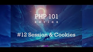 Основы PHP - Session & Cookies #12